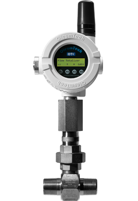 Flow Totalizer Transmitter Ft1 Accurate Wireless Flow