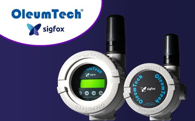 OleumTech Launches the World's First Class I, Division 1 Sigfox-enabled Transmitters