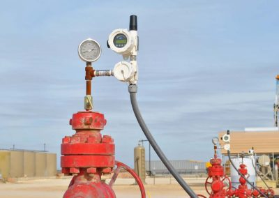 Wellhead Wireless Pressure Sensor