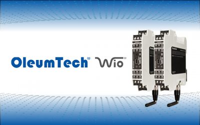 OleumTech® Adds Another Point-to-Point Wireless I/O Solution to Its WIO® System Portfolio