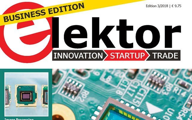 OleumTech® Featured in the Sensors and Measurement Edition of Elektor Business