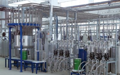 How OleumTech Wireless Automation Transformed a Commercial Ink Production Monitoring Process