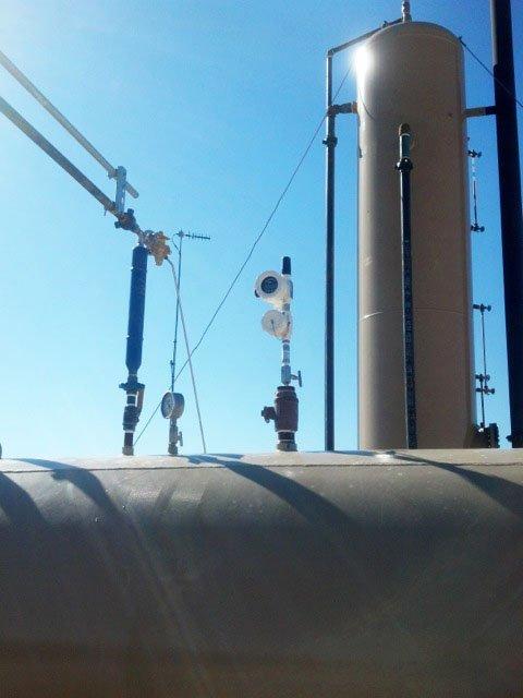 Wireless Pressure Gauge   Multiple Pressure Level Monitoring Solution