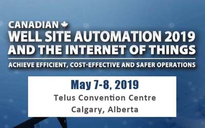 OleumTech Delivering Keynote Presentation at Canadian Well Site Automation 2019