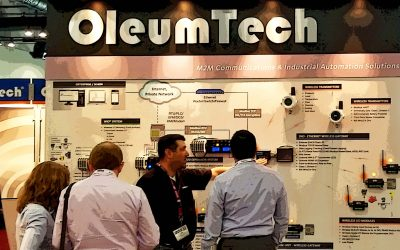 Showcasing A Full Range of OleumTech® Wireless Automation Products at ENTELEC