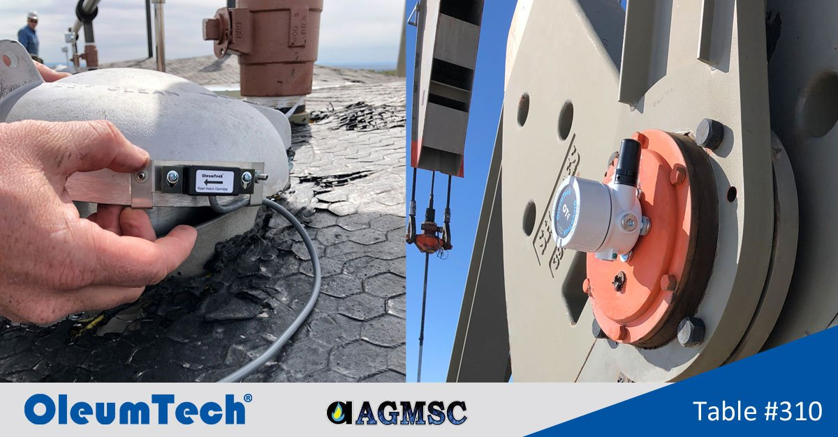 Meet with the OleumTech® Wireless Automation Experts at AGMSC 2019