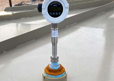 Wireless Level Transmitter with local display