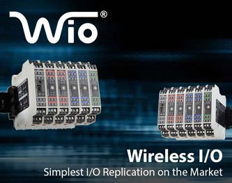 link to WIO Wireless I/O Solutions page