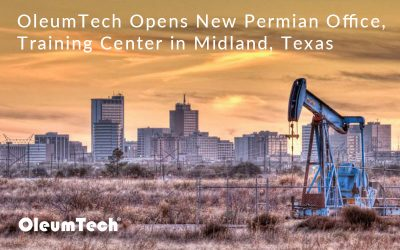 OleumTech® Opens New Permian Basin Office, Training Center in Midland, Texas