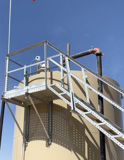 Level Measurement Solutions for oil tanks