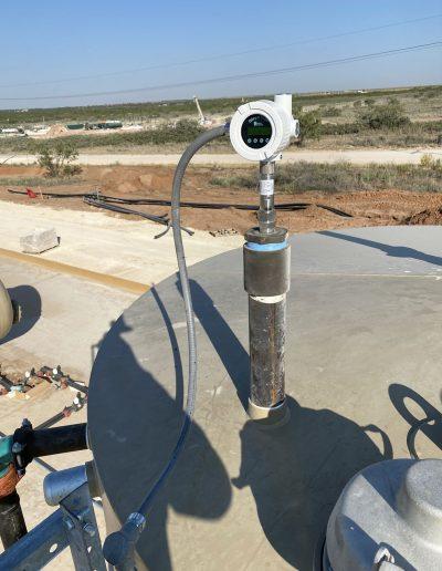 Top mounted Tank Level Sensor