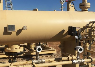 smart pressure transmitter and wireless flow totalizers in oilfield